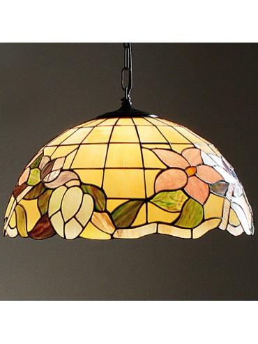 T614S Lampadario sospensione Tiffany perenz Illuminazione Cucina online