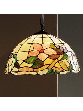 Lampada a sospensione Perenz in stile Tiffany per cucina