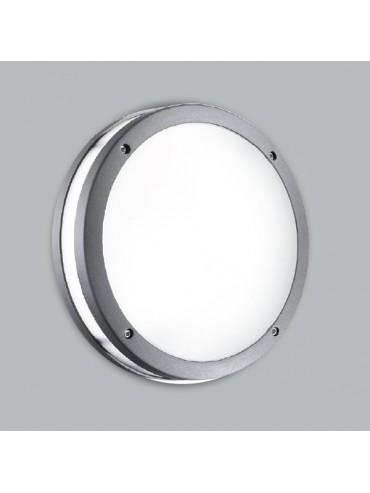 Lampada Tonda per esterno in alluminio, 5646 Perenz