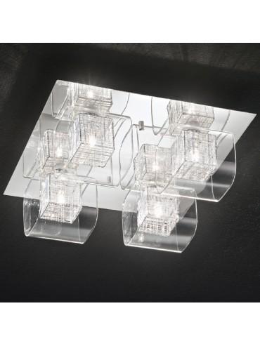 Plafoniera Design moderno 5932 perenz