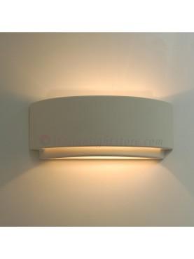 Appliqu lampada a parete Gesso Colorabile